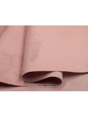 camurcinha dublada rosa bebê