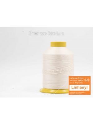 LINHA DE NYLON 60 BEGE (COR 8001)