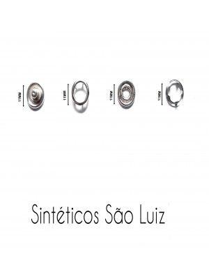 BOTÃO ARO N°1038 NÍQUEL
