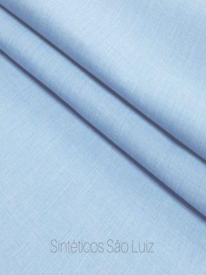 linho azul claro