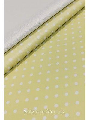 bagun poá colors amarelo - by pathy bueno