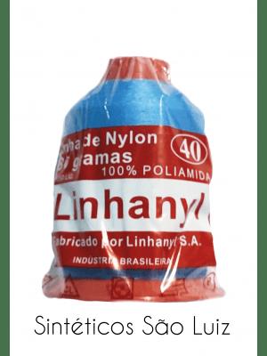 LINHA DE NYLON 40 AZUL (COR 1231)
