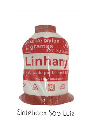 LINHA DE NYLON 40 BRANCA (COR BCA)